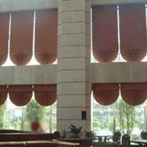 商河酒店窗帘